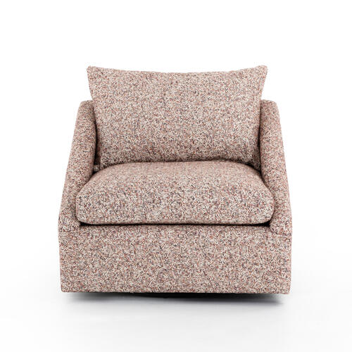 Wynwood Orchid Cover Arrow Swivel Chair