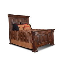 See Details - Marquis Brown Bed