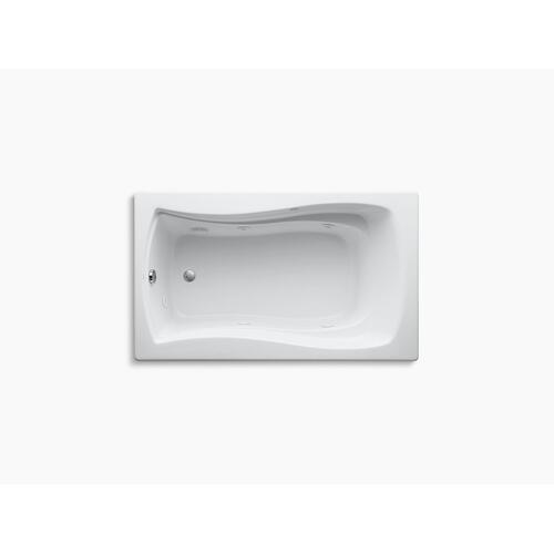 "Dune 60"" X 36"" Drop-in Whirlpool With Reversible Drain and Heater"