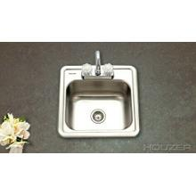 Hospitality Bar Sink 1515-6BS