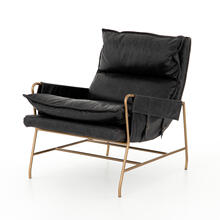 Sonoma Black Cover Taryn Chair