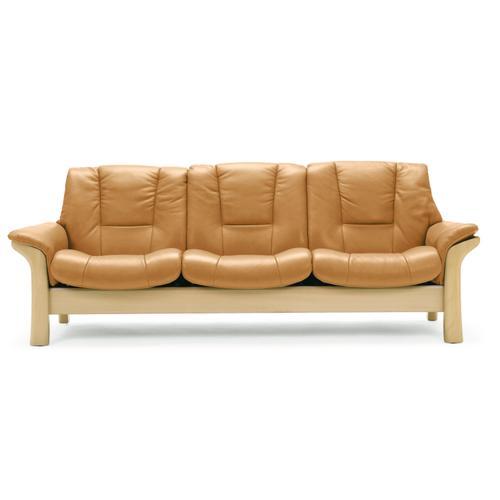 Stressless By Ekornes - Stressless Buckingham Sofa Low-back