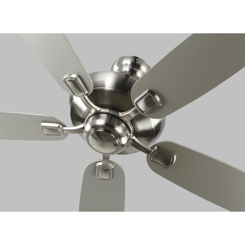 """52"""" Colony Max - Brushed Steel"""