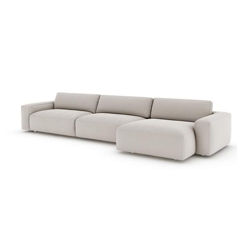 Right Arm Facing Chaise Configuration, Is Four Hands Furniture Expensive