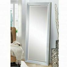 ACME Lena Accent Mirror (Floor) - 97234 - Silver