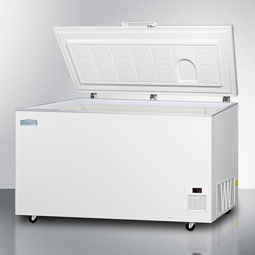 Product Image - Commercial -45 C Capable Chest Freezer With Digital Thermostat and 15.5 CU.FT. Capacity