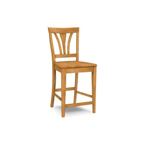 John Thomas Furniture - 24'' Fanback