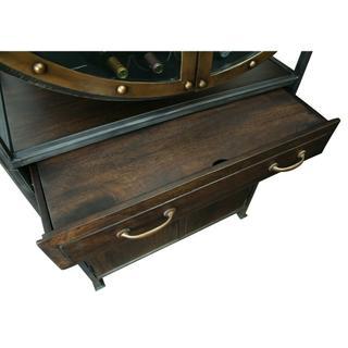 695-236 Rob Roy Wine & Bar Cabinet