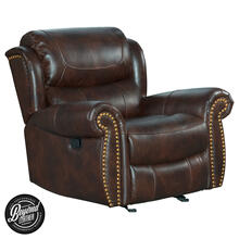 Hyde Park Recliner  Tobacco
