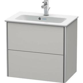Vanity Unit Wall-mounted Compact, Nordic White Satin Matte (lacquer)