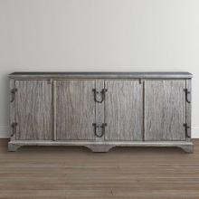 """See Details - Antiquities 75"""" Boatmaker's Cabinet"""