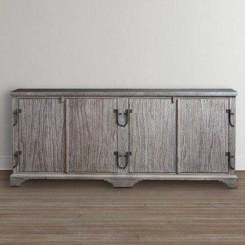 "Antiquities 75"" Boatmaker's Cabinet"