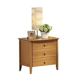 ACME San Marino Nightstand - 08948 - Maple