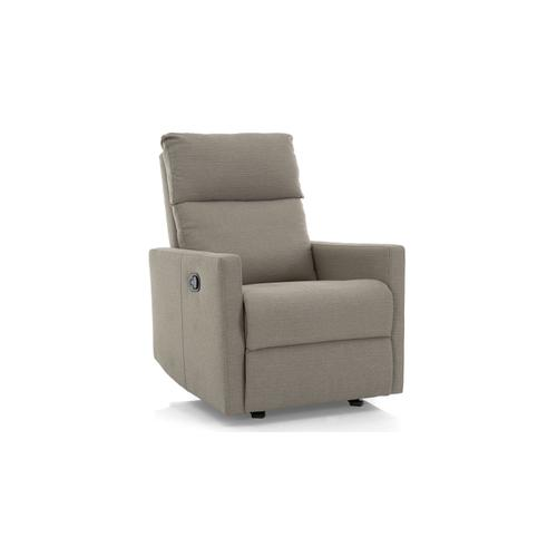 Decor-rest - Beige Reclining Chair with glider