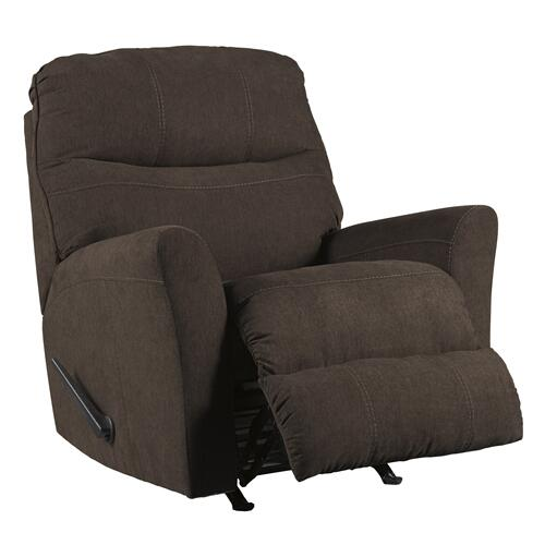 Maier Rocker Recliner Walnut