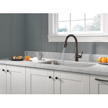 Venetian Bronze Single Handle Pull-Down Kitchen Faucet