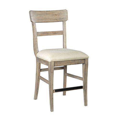 Gallery - The Nook Heathered Oak Counter Height Side Chair