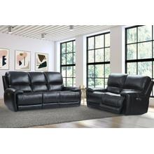 EMPIRE - VERONA BLACKBERRY Power Reclining Collection