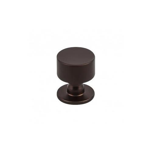 Lily Knob 1 1/8 inch - Oil Rubbed Bronze