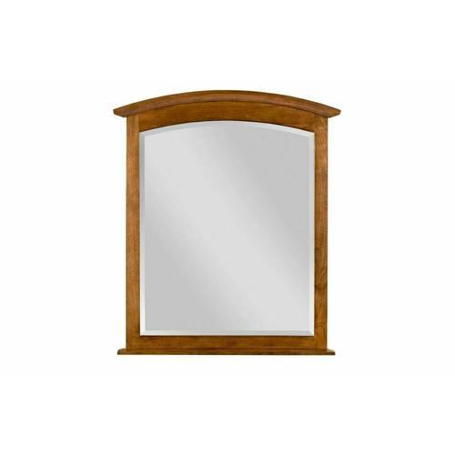 Gallery - Arch Mirror Honey