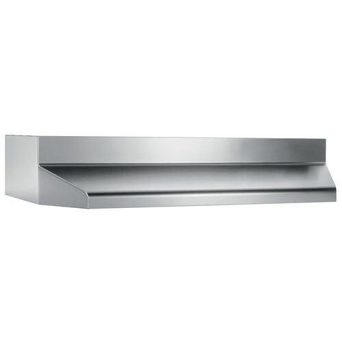 Broan® 37000 Series 30-Inch Range Hood Shell in Stainless Steel
