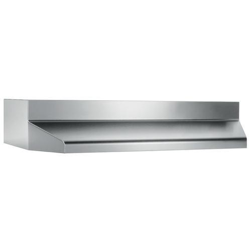 Broan - Broan® 37000 Series 30-Inch Range Hood Shell in Stainless Steel
