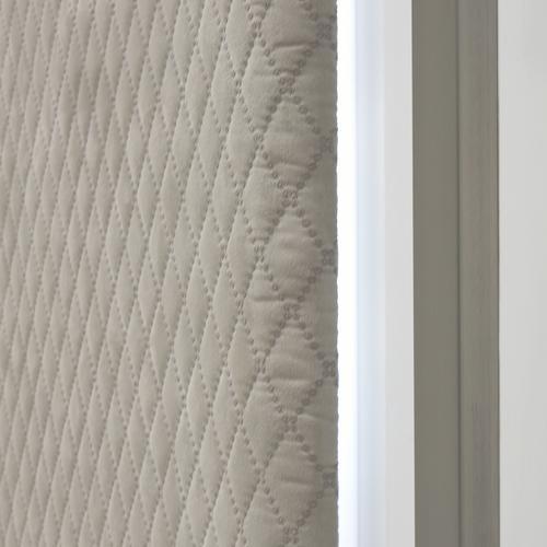 Amini - Cal King Panel Bed (3 Pc)