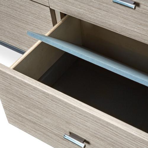 Storage Console- Dresser & Mirroe 2 PC