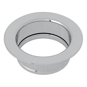 Polished Chrome Disposal Flange Product Image