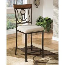 See Details - Hopstand - Brown Set Of 4 Dining Room Barstools
