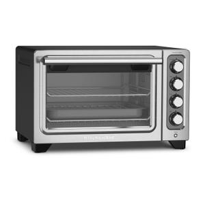 KitchenAidCompact Oven Black Diamond