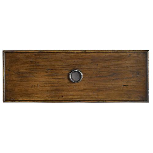 Hooker Furniture - Archivist Three-Drawer Nightstand