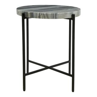 Cirque Accent Table Grey