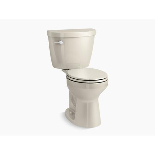 Kohler - Sandbar Two-piece Round-front 1.28 Gpf Chair Height Toilet
