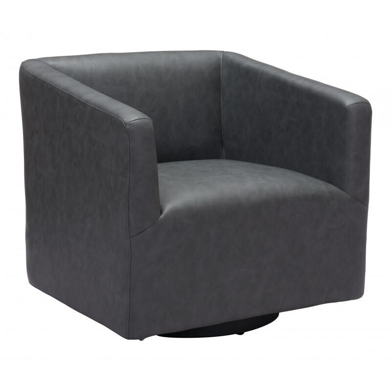 See Details - Brooks Chair Gray