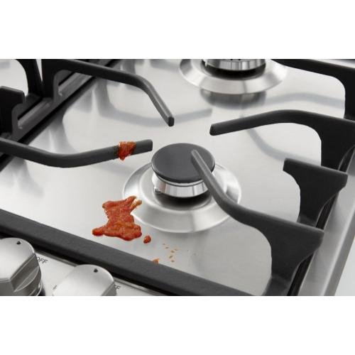 Whirlpool - 24-inch Gas Cooktop with Sealed Burners