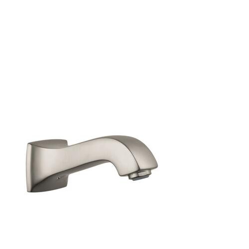 Brushed Nickel Tub Spout