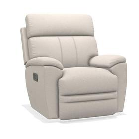 Talladega Power Wall Recliner w/ Head Rest & Lumbar