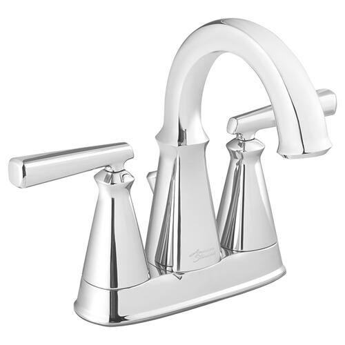 American Standard - Edgemere Centerset Bathroom Faucet  American Standard - Polished Chrome
