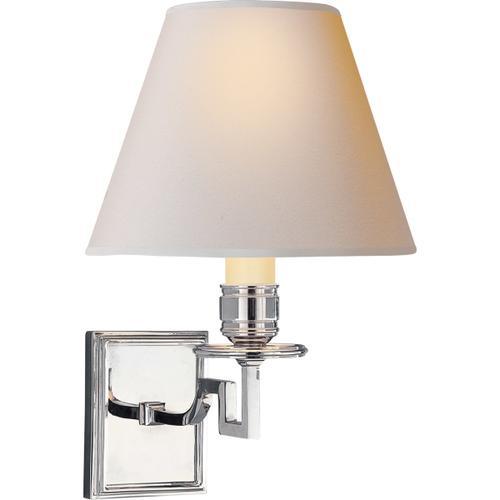 Alexa Hampton Dean 1 Light 8 inch Polished Nickel Decorative Wall Light