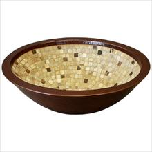 Double Walled Oval Mosaic