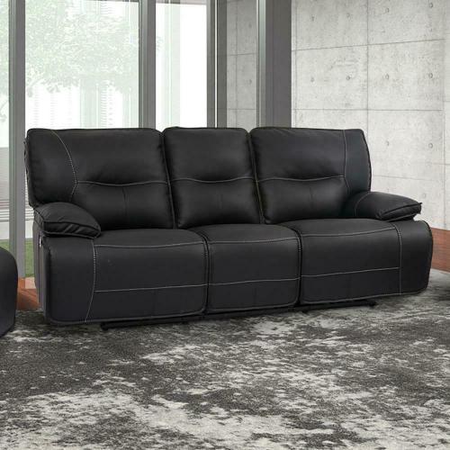 Parker House - SPARTACUS - BLACK Power Sofa