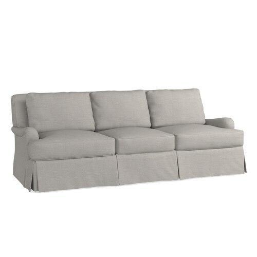 Bridgewater Sofa, Arm Style Charles of London