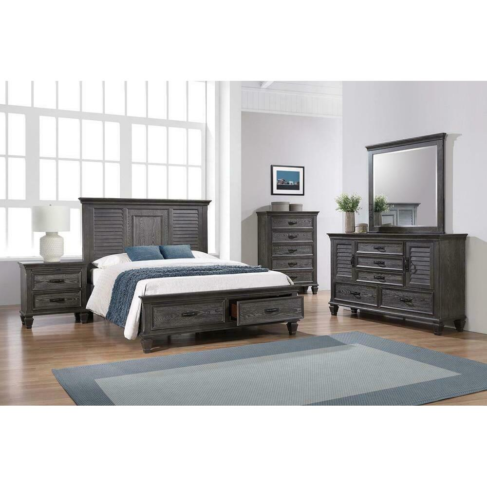 See Details - E King Bed 4 PC Set