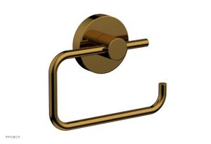 BASICBASIC II Single Post Paper Holder DB55 - French Brass Product Image