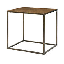 Soho Rectangular End Table