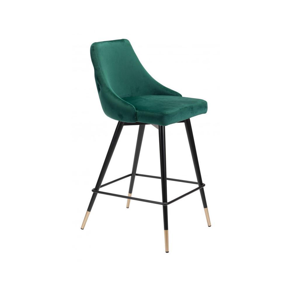 Piccolo Counter Chair Green
