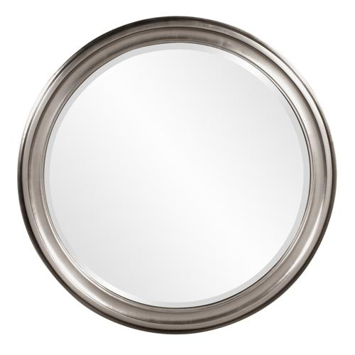 Howard Elliott - George Mirror - Glossy Nickel