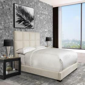 MADISON - PEARL Madison Pearl Queen Bed 5/0