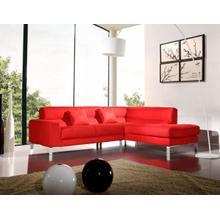 Divani Casa 216 Leather Sectional Sofa